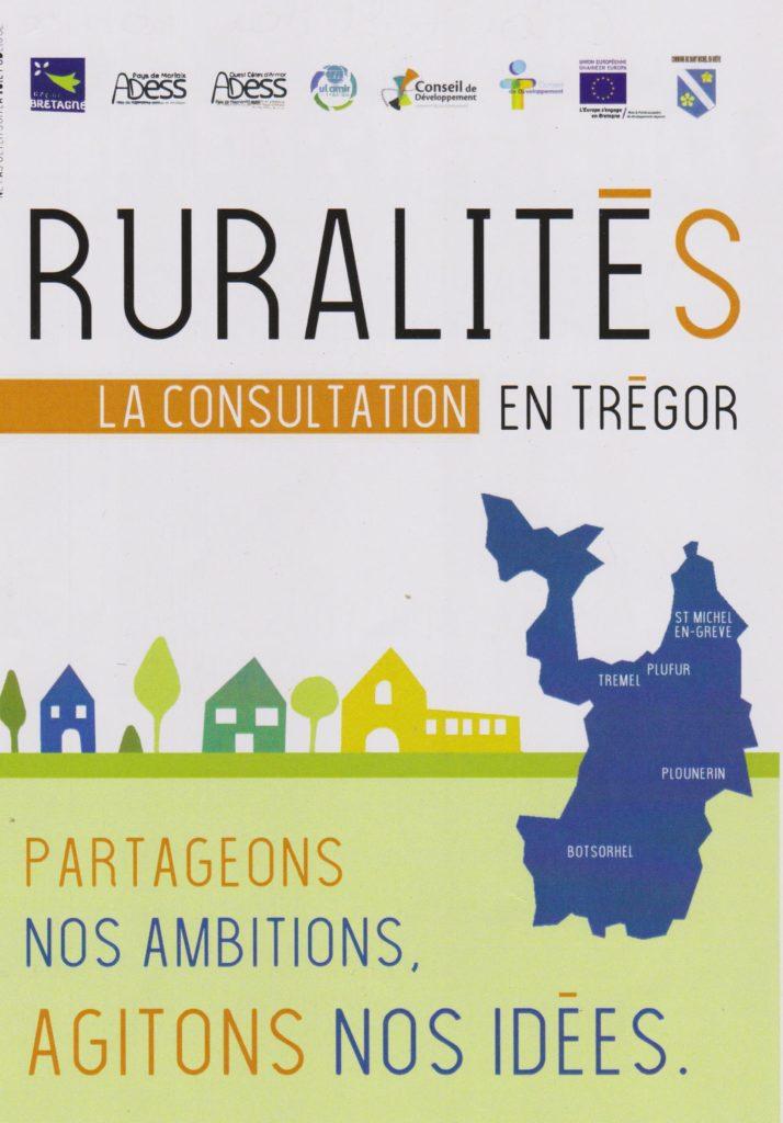 Réunion publique «Ruralités»